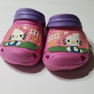 Clogs for a little girl